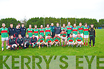 Beale Senior team who  defeated by Tarbert in the North Kerry Senior Football Championship semi Final in Ballylongford on Saturday last.
