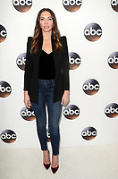 PASADENA, CA - JANUARY 8: Whitney Cummings at Disney ABC Television Group's TCA Winter Press Tour 2018 at the Langham Hotel in Pasadena, California on January 8, 2018. <br /> CAP/MPI/DE<br /> &copy;DE/MPI/Capital Pictures