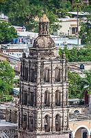 Paisaje o vista de el pueblo Alamos Sonora, uno de los llamados Pueblos M&aacute;gicos de Mexico<br /> ** &copy;Foto:Luis Gutierrez/NortePhoto.com