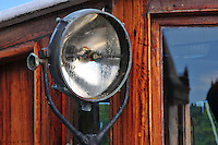Search Light, Swedish Boat, Stockholm, Sweden<br />