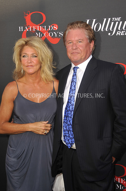 WWW.ACEPIXS.COM . . . . .  ....May 21 2012, LA....Tom Berenger at a special screening of 'Hatfields & McCoys' hosted by The History Channel at Milk Studios on May 21, 2012 in Hollywood, California. ....Please byline: PETER WEST - ACE PICTURES.... *** ***..Ace Pictures, Inc:  ..Philip Vaughan (212) 243-8787 or (646) 769 0430..e-mail: info@acepixs.com..web: http://www.acepixs.com