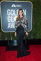 Actor Allison Janney attends the 75th Annual Golden Globes Awards at the Beverly Hilton in Beverly Hills, CA on Sunday, January 7, 2018.<br /> *Editorial Use Only*<br /> CAP/PLF/HFPA<br /> &copy;HFPA/Capital Pictures