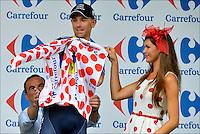 Michael Morkov (Den) of Team Saxo Bank Tinkoff Bank  .Rouen / St Quentin.5/7/2012.Tour de France - Vise / Tournai.Foto Insideofoto / Kalut - De Voecht / Photo News / Panoramic.ITALY ONLY