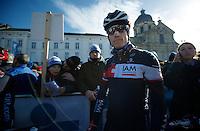 Sylvain Chavanel (FRA/IAM)<br /> <br /> Omloop Het Nieuwsblad 2015