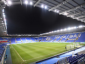 31st October 2017, Madejski Stadium, Reading, England; EFL Championship football, Reading versus Nottingham Forest; General View of Madejski Stadium pregame