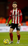 Oliver Norwood of Sheffield Utd during the Premier League match at Bramall Lane, Sheffield. Picture date: 5th December 2019. Picture credit should read: Simon Bellis/Sportimage