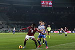 Soualiho Meite of Torino FC shields the ball from Jakub Jankto of Sampdoria during the Serie A match at Stadio Grande Torino, Turin. Picture date: 8th February 2020. Picture credit should read: Jonathan Moscrop/Sportimage
