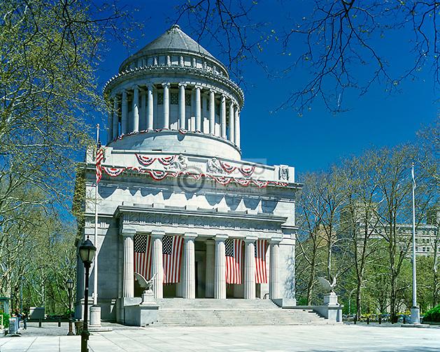 GENERAL GRANT NATIONAL MEMORIAL RIVERSIDE DRIVE MANHATTAN NEW YORK CITY USA