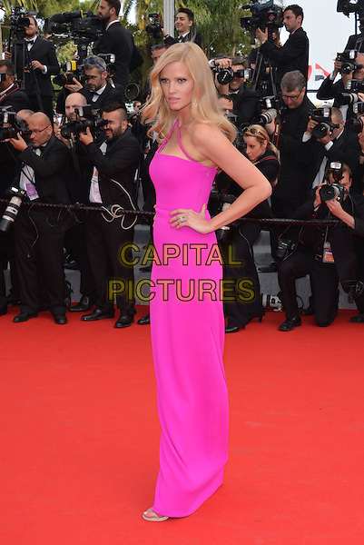 ANNES, FRANCE - MAY 21: Lara Stone attends 'The Search' Premiere at the 67th Annual Cannes Film Festival on May 21, 2014 in Cannes, France. <br /> CAP/PL<br /> &copy;Phil Loftus/Capital Pictures