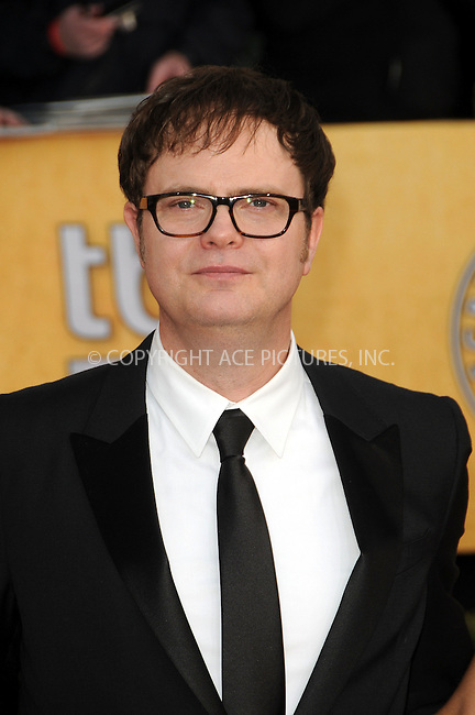 WWW.ACEPIXS.COM . . . . . ....January 30 2011, Los Angeles....Rainn Wilson arriving at the 17th Annual Screen Actors Guild Awards held at The Shrine Auditorium on January 30, 2011 in Los Angeles, CA....Please byline: PETER WEST - ACEPIXS.COM....Ace Pictures, Inc:  ..(212) 243-8787 or (646) 679 0430..e-mail: picturedesk@acepixs.com..web: http://www.acepixs.com