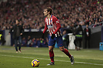 Atletico de Madrid's Antoine Griezmann during La Liga match between Atletico de Madrid and RCD Espanyol at Wanda Metropolitano Stadium in Madrid, Spain. December 22, 2018. (ALTERPHOTOS/A. Perez Meca)
