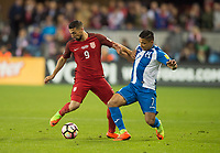 San Jose, Ca - Friday March 24, 2017: Sebastian Lletget during the USA Men's National Team defeat of Honduras 6-0 during their 2018 FIFA World Cup Qualifying Hexagonal match at Avaya Stadium.