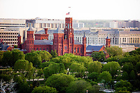 Smithsonian Castle Washington DC