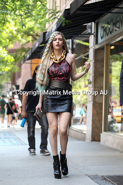 5 JUNE 2014 NEW YORK CITY USA<br />