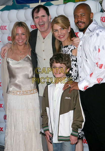 "THE CAST OF ""HEAD CASES"".Fox TCA Party, .Santa Monica, 29th July 2005.half length group actors .www.capitalpictures.com.sales@capitalpictures.com.© Capital Pictures."