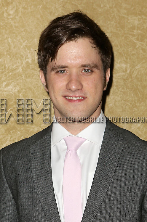 Andy Truschinski attends the Broadway Opening Night press reception for 'The Heidi Chronicles'  at The Music Box Theatre on March 19, 2015 in New York City.