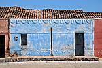 Casa na cidade de Picos. Piauí. 2009. Foto de Zig Koch.