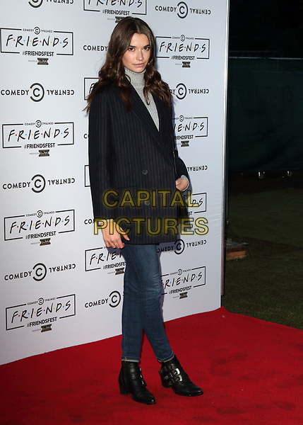 Margaret Clunie at the Closing Party for Friendsfest 2017 at Clissold Park, London on September 14th 2017<br /> CAP/ROS<br /> &copy; Steve Ross/Capital Pictures