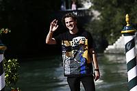 VENICE, ITALY - SEPTEMBER 03: Andrea Arcangeli during 74nd Venice Film Festival at Palazzo Del Cinema on September 3, 2017 in Venice, Italy. (Mark Cape/insidefoto)