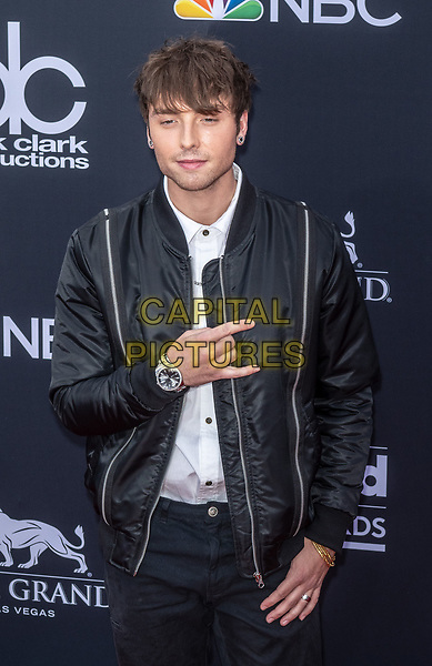 LAS VEGAS, NV - MAY 20: Wesley Stromberg at the 2018 Billboard Music Awards at the MGM Grand Garden Arena in Las Vegas, Nevada on May 20, 2018. <br /> CAP/MPI/DAM<br /> &copy;DAM/MPI/Capital Pictures