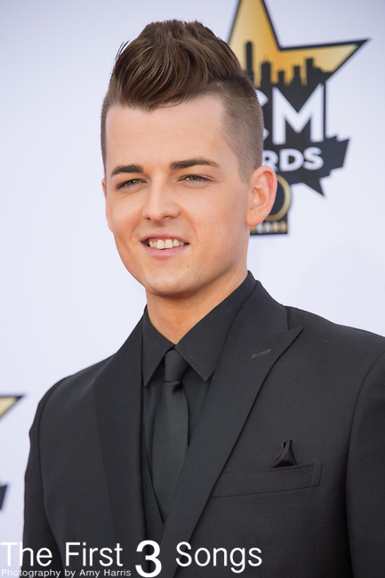Chase Bryant attends the 50th Academy Of Country Music Awards at AT&T Stadium on April 19, 2015 in Arlington, Texas.
