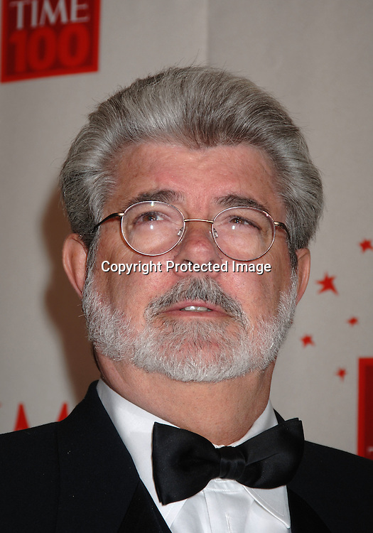 George Lucas ..at Time Magazine's 100 Most Influential People ..Dinner on May 8, 2006 at Jazz at Lincoln at The Time Warner Center. ..Robin Platzer, Twin Images