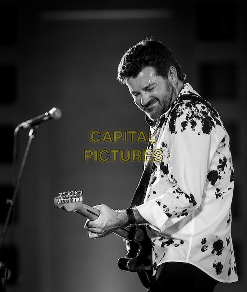 LAS VEGAS, NV - September 12: ***HOUSE COVERAGE*** Tab Benoit pictured at The Big Blues Bender at The Plaza Hotel &amp; Casino in Las Vegas, NV on September 125, 2015. <br /> CAP/MPI/EKP<br /> &copy;EKP/MPI/Capital Pictures
