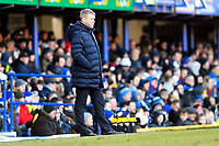 Doncaster Rovers Manager Grant McCann watches the play during Portsmouth vs Doncaster Rovers, Sky Bet EFL League 1 Football at Fratton Park on 2nd February 2019