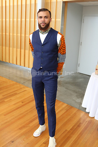 New York Ny Aug 27: Jidenna at The Pre-VMA Fem The Future Brunch with Janelle Monae in New York City on August 27, 2016 Credit Walik Goshorn / MediaPunch