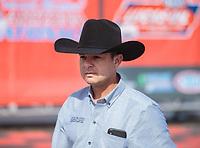 Feb 24, 2019; Chandler, AZ, USA; NHRA top fuel driver Steve Torrence during the Arizona Nationals at Wild Horse Pass Motorsports Park. Mandatory Credit: Mark J. Rebilas-USA TODAY Sports