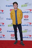 01 December  2017 - Inglewood, California - Niall Horan. 2017 102.7 KIIS FM's Jingle Ball held at The Forum in Inglewood. Photo Credit: Birdie Thompson/AdMedia