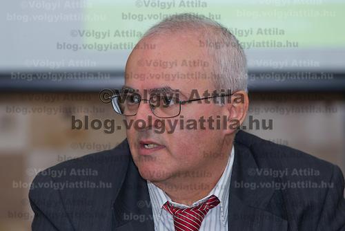 Roth Lajos, vezerigazgato OTP Penztarszolgaltato Zrt