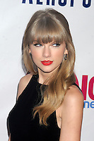 NEW YORK, NY - DECEMBER 07: Taylor Swift at Z100's Jingle Ball 2012, presented by Aeropostale, at Madison Square Garden on December 7, 2012 in New York City. NortePhoto