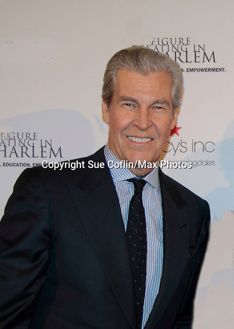 Terry Lundgren - 10th Annual Gala celebrating Figure Skating in Harlem's 18th year of operations at The Stars 2015 Benefit Gala on April 13, 2015 in New York City, New York honoring Olympic Champion Evan Lysacek, Gloria Steinem and Nicole, Alana and Juliette Feld with Mary Wilson as Mistress of Ceremony. (Photos by Sue Coflin/Max Photos)