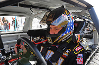 Nov. 13, 2009; Avondale, AZ, USA; NASCAR Sprint Cup Series driver Ryan Newman during practice for the Checker O'Reilly Auto Parts 500 at Phoenix International Raceway. Mandatory Credit: Mark J. Rebilas-