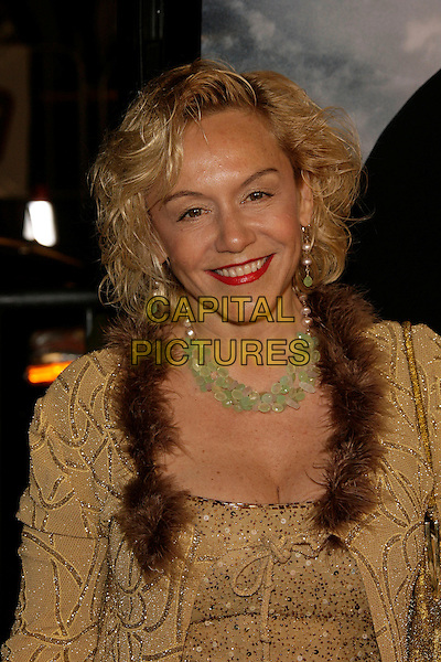 "LENORE ZANN.At the ""Shooter"" Los Angeles Premiere held at Mann Village Theatre, Westwood, California, USA, 08 March 2007..portrait headshot.CAP/ADM/ZL.©Zach Lipp/AdMedia/Capital Pictures."