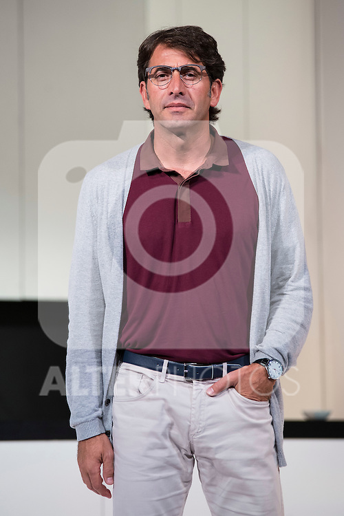 Antonio Garrido at &quot;Nuestras Mujeres&quot; Theater play in Latina Theater, Madrid, Spain, September 01, 2015. <br /> (ALTERPHOTOS/BorjaB.Hojas)