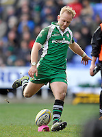 London Irish v Worcester Warriors at Madejski Stadium, Reading, England on February 7, 2016