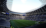A general view of the stadium before the Premier League match at the Tottenham Hotspur Stadium, London. Picture date: 30th November 2019. Picture credit should read: Paul Terry/Sportimage