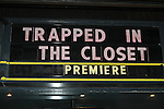 Atmosphere at Special Private Screening of the All-New Chapters of TRAPPED IN THE CLOSET With Creator and Star R. Kelly Hosted by IFC at the Sunshine Cinema, NY  11/19/12