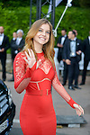 Barbara Palvin at AmfAR's 22nd Cinema Against AIDS Gala, Presented By Bold Films And Harry Winston at Hotel du Cap-Eden-Roc on May 21, 2015 in Cap d'Antibes, France.