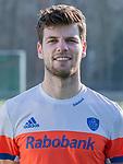 UTRECHT - Lars Balk , speler Nederlands Hockey Team heren. COPYRIGHT KOEN SUYK