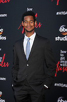 Alfred Enoch at the &quot;How To Get Away With Murder&quot; ATAS FYC Event, Sunset Gower Studios, Los Angeles, CA 05-28-15<br /> <br /> David Edwards/Newsflash Pictures 818-249-4998