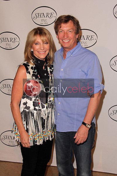 Bonnie Lythgoe, Nigel Lythgoe<br />