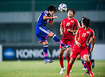 Japan vs DPR Korea during the AFC U-19 Women's Championship China Final match at the Jiangning Sports Centre Stadium on 29 August 2015 in Nanjing, China. Photo by Aitor Alcalde / Power Sport Images