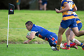 160709 Counties Manukau Club Rugby - Patumahoe vs Ardmore Marist