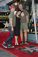 LOS ANGELES - NOV 9:  Jon Hamm, Sarah Silverman, Jon Schroeder at the Sarah Silverman Star Ceremony on the Hollywood Walk of Fame on November 9, 2018 in Los Angeles, CA