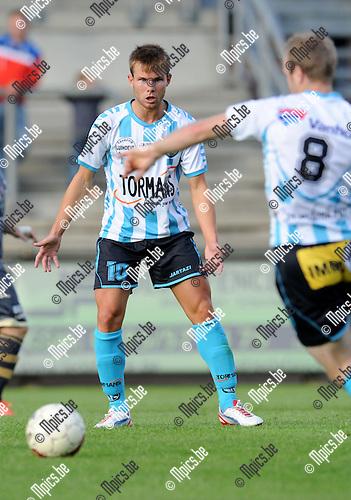 2012-07-21 / Voetbal / seizoen 2012-2013 / Verbroedering Geel-Meerhout / Marijn Steurs..Foto: Mpics.be