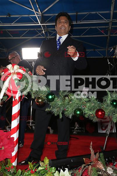 HOLLYWOOD, CA - NOVEMBER 26: Erik Estrada, at 86th Annual Hollywood Christmas Parade at Hollywood Blvd in Hollywood, California on November 26, 2017. Credit: Faye Sadou/MediaPunch /NortePhoto NORTEPHOTOMEXICO