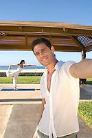 Photos for Pueblo Bonito Hotel's advertising campaign, agency Ogilvy. October, 2007